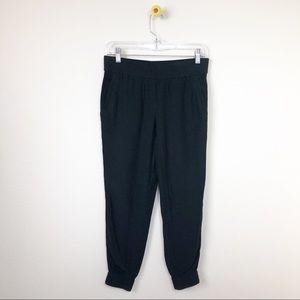 Ann Taylor LOFT Stretchy Cuffed Crop Pants